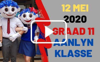 DINSDAG 12 MEI 2020 – GRAAD 11