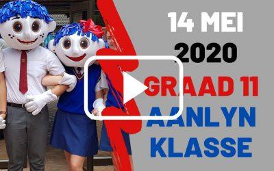 DONDERDAG 14 MEI 2020 – GRAAD 11