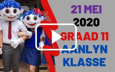 DONDERDAG 21 MEI 2020 – GRAAD 11