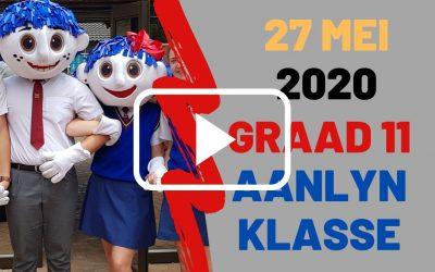 WOENSDAG 27 MEI 2020 – GRAAD 11