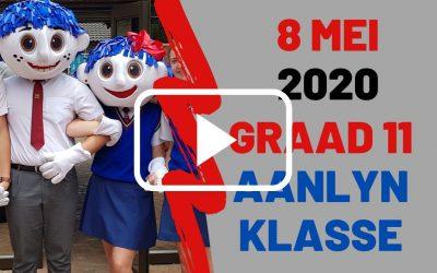 VRYDAG 8 MEI 2020 – GRAAD 11